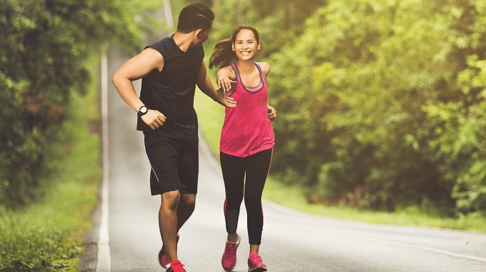 Tập thể dục cải thiện tình trạng RLCD