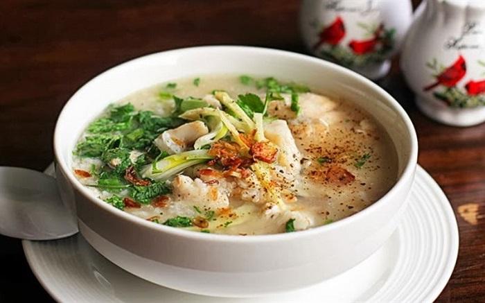 Cháo cá chép - Món ăn bổ dưỡng cho cơ thể