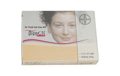 Thuốc tránh thai hàng ngày Diane35