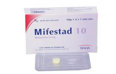 Thuốc tránh thai khẩn cấp Mifestad