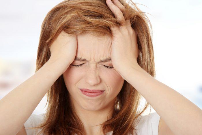 Đau đầu, chóng mặt - tác dụng phụ của thuốc tiêm tránh thai