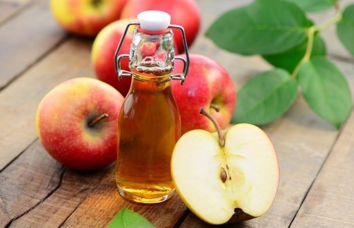 Giấm táo và tác dụng trì hoãn kinh nguyệt tạm thời