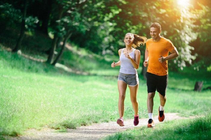 Rèn luyện thể lực với tinh thần vui vẻ mỗi ngày