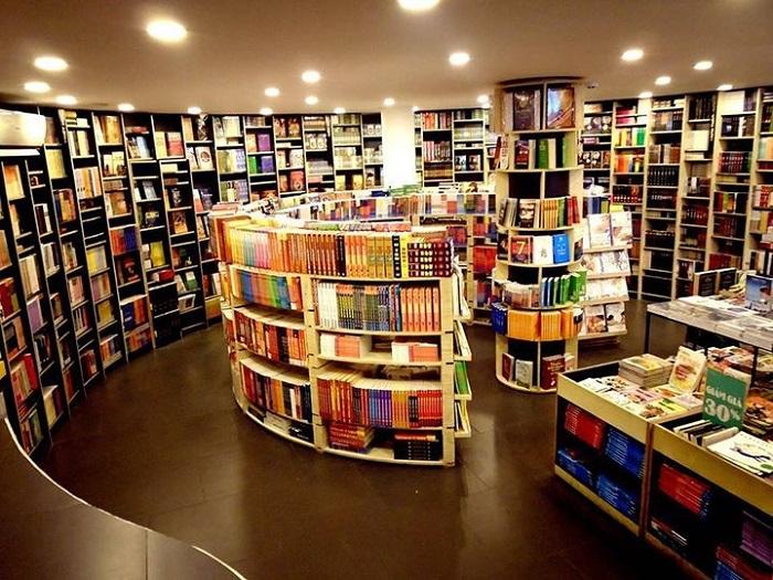 Nhà sách - Nơi bạn tìm thấy những cuốn sách hay