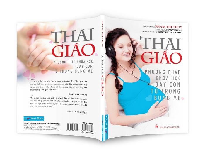 Thai giáo - Phương pháp dạy con từ trong bụng mẹ