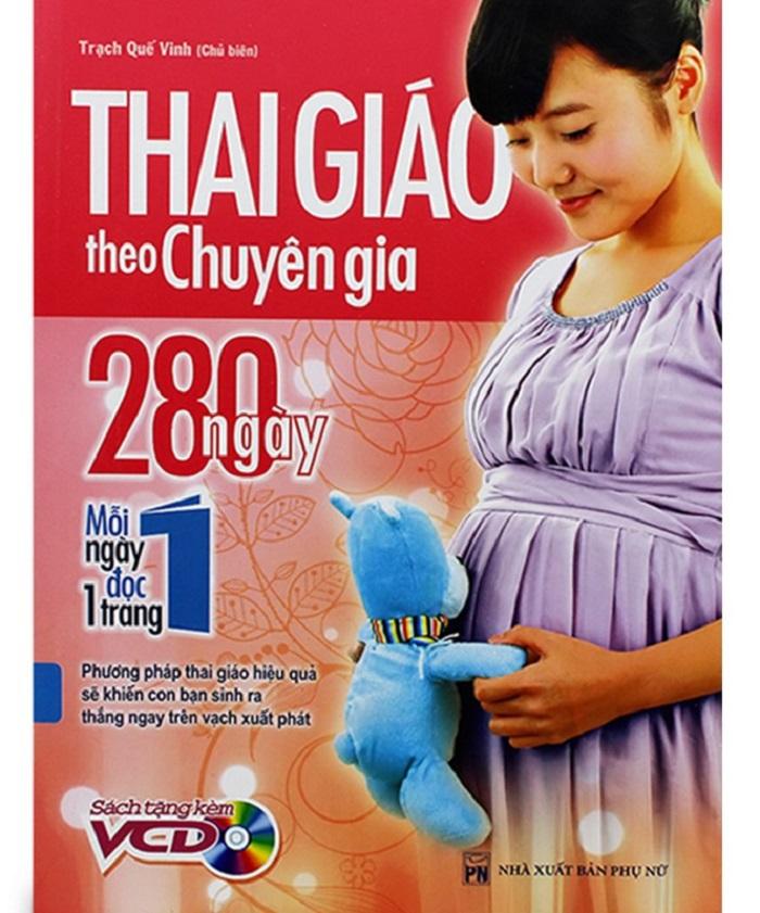 Thai giáo theo chuyên gia 280 ngày - Mỗi ngày đọc một trang