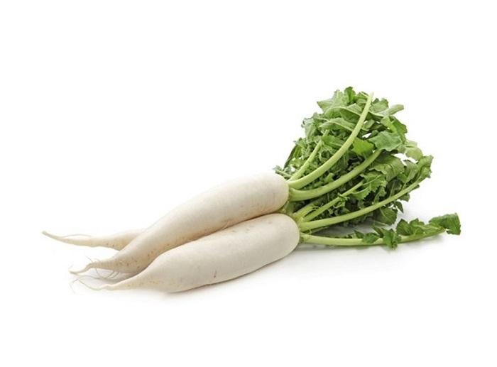 Củ cải trắng - Nhân sâm của người Việt
