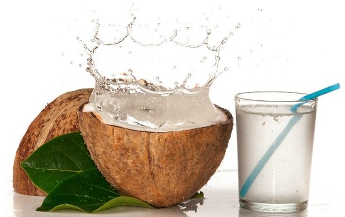 Những công dụng tuyệt vời từ nước dừa