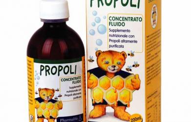 Siro Fitobimbi Propoli - sản phẩm trị ho hiệu quả cho trẻ nhỏ