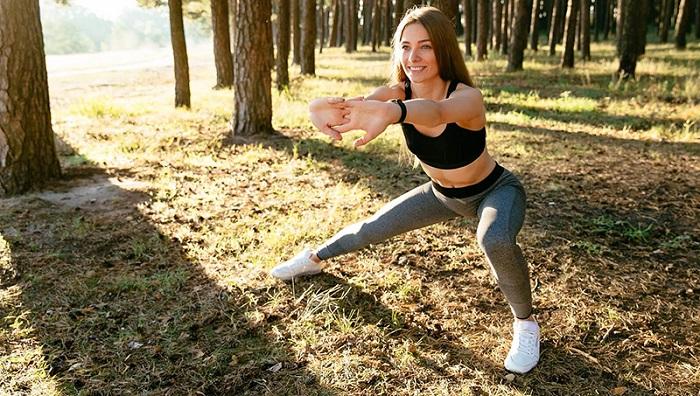 Thể dục thể thao đều đặn cũng là một cách điều hòa kinh nguyệt