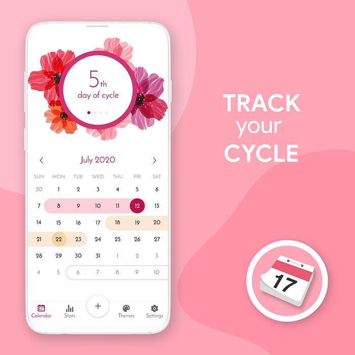Period Tracker - Period Calendar