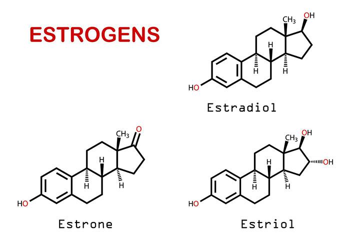 Rối loạn Estrogen khiến nữ giới giảm ham muốn, nổi mụn, da sần sùi hay cáu gắt,...