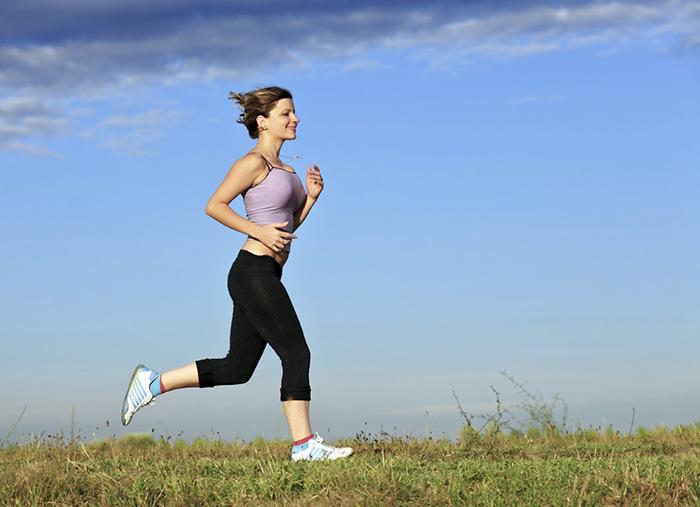 Duy trì một chế độ sống lành mạnh là cách giúp phụ nữ thoát khỏi yếu sinh lý