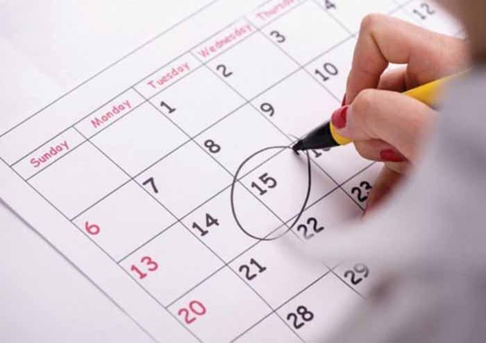 Cách xác định ngày hành kinh sẽ giúp bạn tránh thai hiệu quả