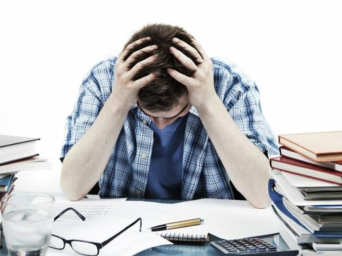 Căng thẳng, mệt mỏi là một trong những nguyên nhân dẫn đến tình trạng xuất tinh sớm
