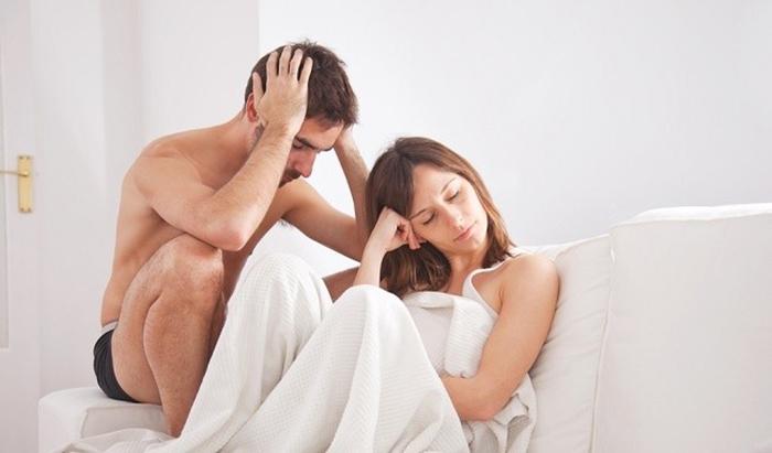 Tình dục tuổi trung niêm không còn sung mãn như thời kỳ trước