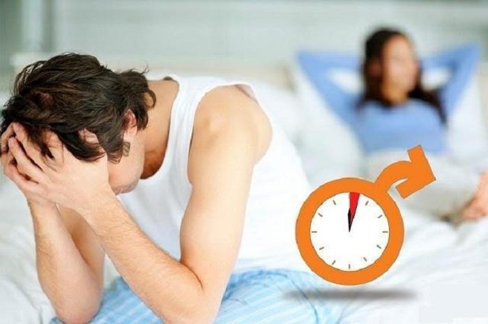 Xuất tinh sớm gây rạn nứt tình cảm hôn nhân
